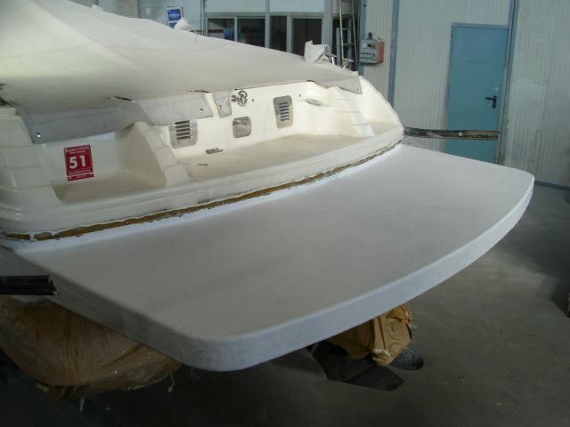 Plancia Motoscafo in legno