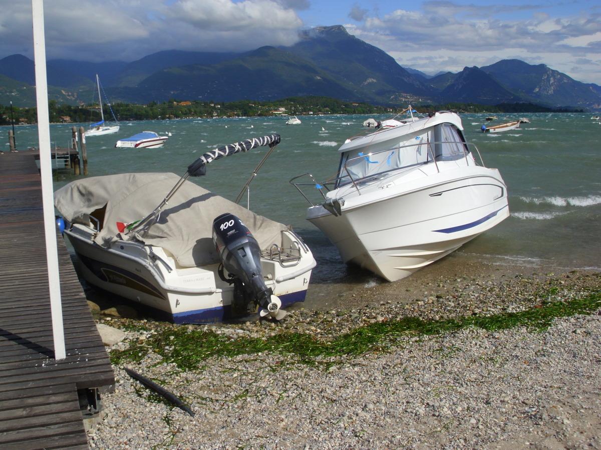 Recupero Barche Spiaggiate