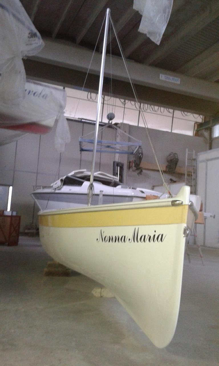 Barca a Vela Nonna Maria