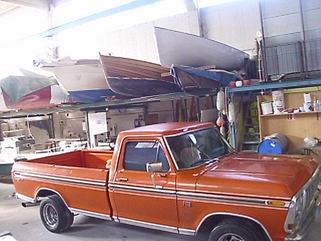 Bordatura Pickup in legno